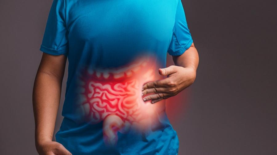 Гастроентерит - вид възпаление на стомаха и червата..