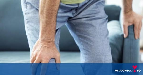 Ревматоиден артрит и болка в краката | Компетентно за здравето на Крем Move&Flex в България