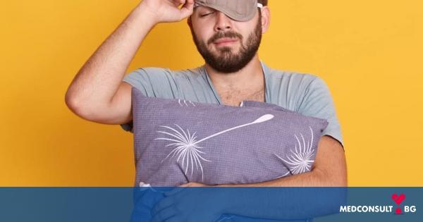 Хиперсомния - нарушение на съня и повишена сънливост