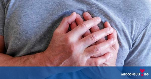Развитието на инфаркт на миокарда е пряко свързано с атеросклерозата