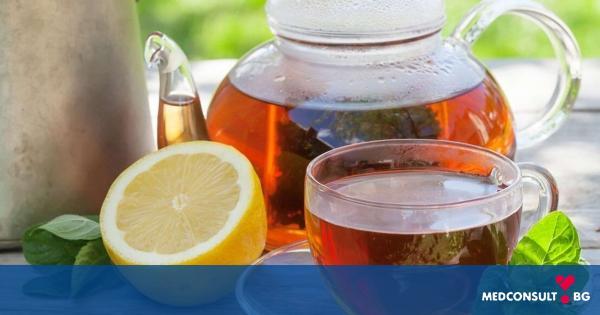Чайове, които помагат на организма да се бори с възпалителните процеси