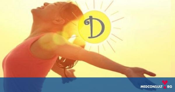Витамин D чрез светлина и растения