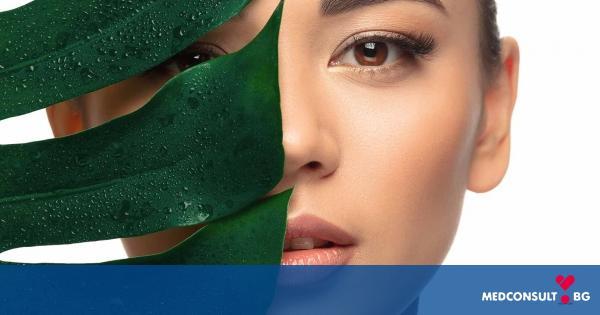 Погрижете се за кожата си чрез консумацията на зелени суперхрани