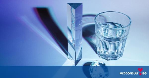 Направете кристална вода: Детоксикира и хармонизира тялото и удължава живота