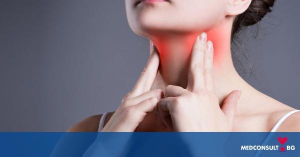 От какво се причиняват болките в гърлото