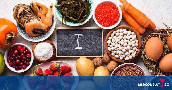 Знаете ли кои храни съдържат най-много йод
