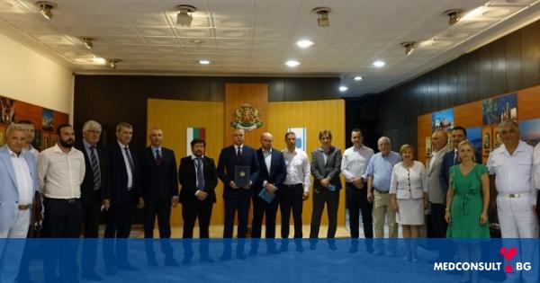 МУ-Варна - партньор в меморандум за развитието на Варна като град на Знанието