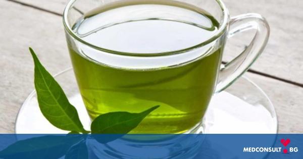 Зелен чай - помага за отслабване и предпазва от рак