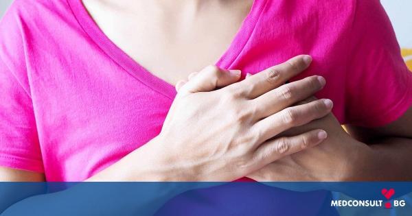 Сърцебиене - причини, симптоми, лечение