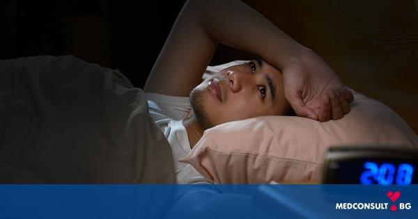 Как една безсънна нощ се отразява на телата ни