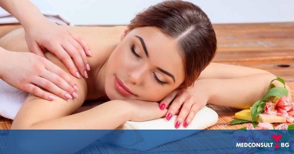 Как да масажираме различните части на тялото