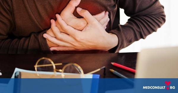 Как да разпознаем навреме симптомите на инфаркт при жени и мъже
