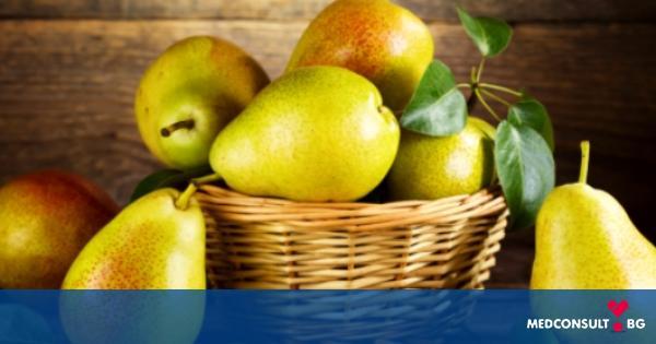 7 здравословни причини да ядете круши