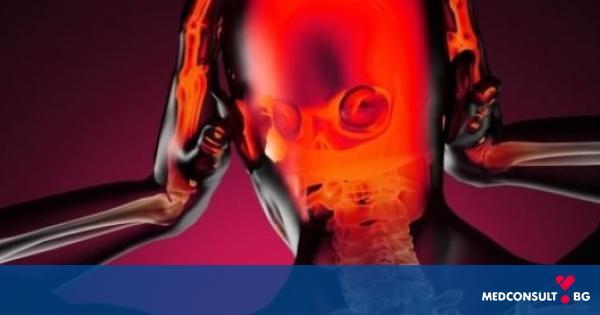 Главоболието e възможен симптом на мозъчен тумор