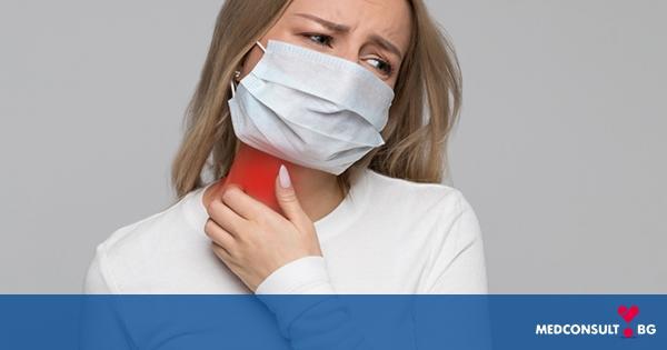 Носенето на предпазни маски може да провокира алергична реакция