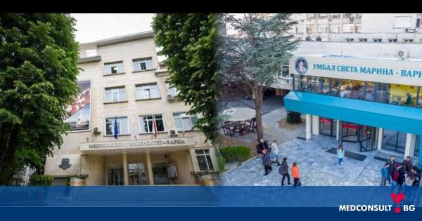 """Увеличават трудовите възнаграждения в Медицински университет и УМБАЛ """"Св. Марина"""" – Варна"""