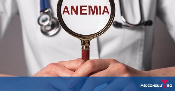 Какво представлява желязодефицитна анемия