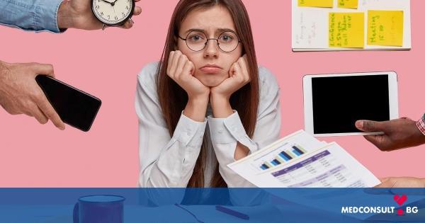 Ето как тялото ви реагира, когато мразите работата си