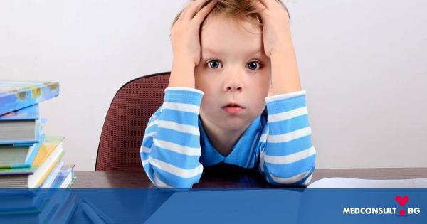 Синдром на дефицит на вниманието и хиперактивност - ADHD