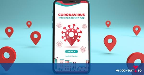 Ново приложение показва дали сте изложени на риск от COVID-19