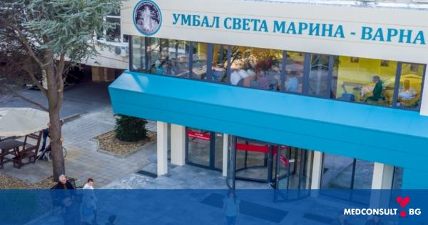 """УМБАЛ """"Света Марина"""" – Варна поема основната тежест на ковид кризата в Североизточна България"""