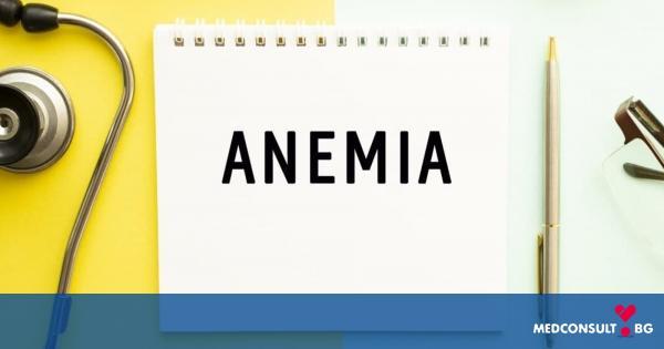 Анемия - причини, симптоми, терапия
