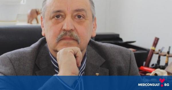 Пенсионираха проф. Кантарджиев