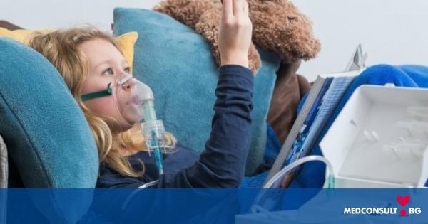 Инхалации срещу настинки и грип