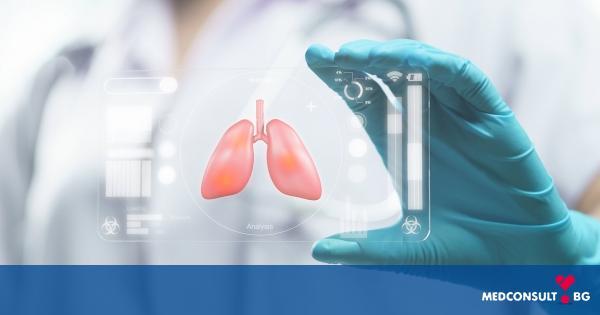 Ракът на белия дроб е най-често срещаното онкологично заболяване при мъжете