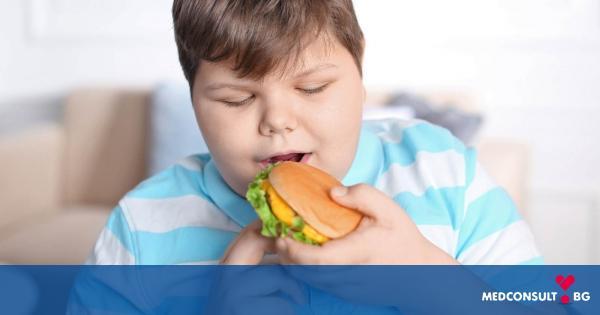Децата на строги родители са по-склонни към затлъстяване