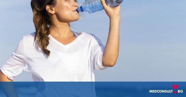Какъв е правилният прием на вода