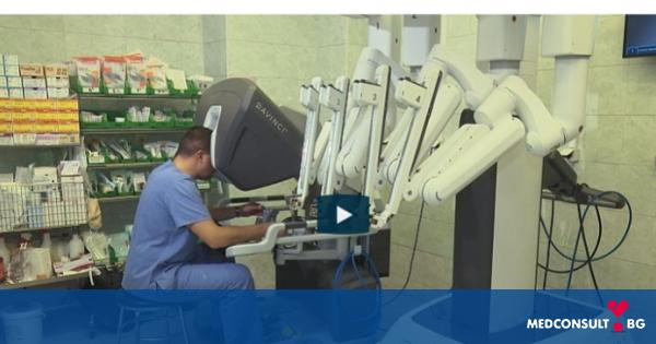 """Телевизия Euronews излъчи репортаж за роботизираната хирургия в УМБАЛ """"Св. Марина"""" - Варна"""