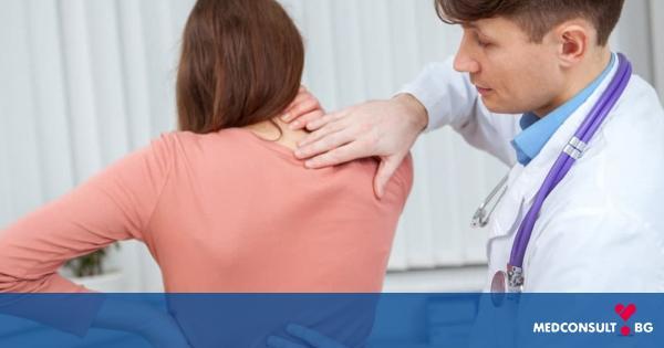 Сколиоза - изкривяване на гръбначния стълб