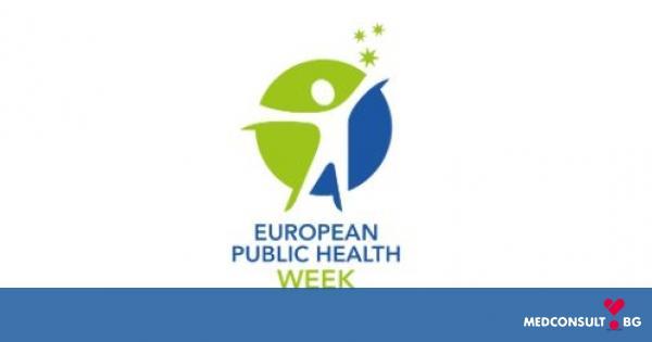 МУ-Варна участва в Европейската седмица на общественото здраве