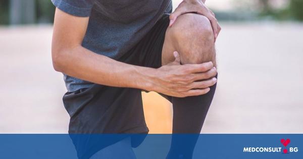 Остеоартроза - усещане на болка в колянната става