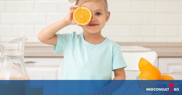 Какви витамини са необходими на децата