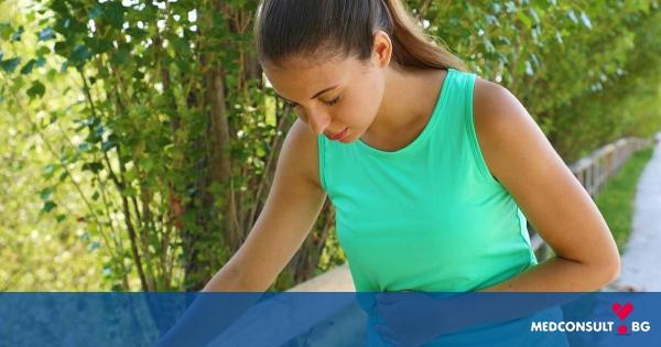 Лошата техника на дишане и пълният стомах могат да причинят болка в корема по време на бягане