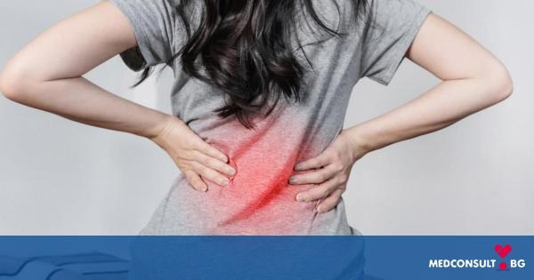 Осем необичайни причини за болки в гърба