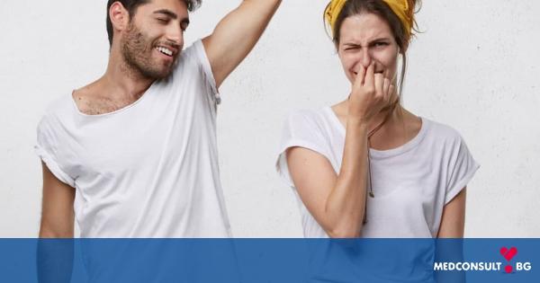 Наистина ли мъжете се потят повече от жените
