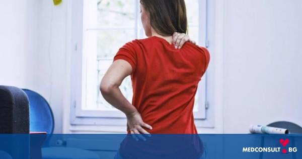 Как да избегнете болки в гърба и шията