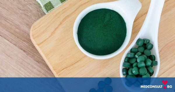 Спирулина - ефекти върху здравето, употреба, дозировка