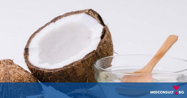 При какви състояния помага кокосовото масло