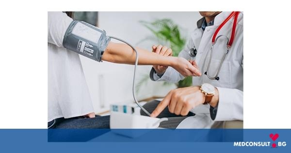 Нормалното кръвно налягане е различно при мъжете и жените