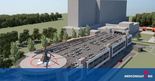 "УМБАЛ ""Свети Георги""- Пловдив има проект за хеликоптерна площадка"